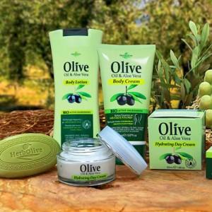 Греческая косметика оливковом масле
